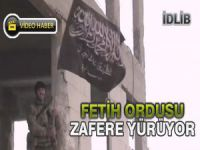 İdlib'de Fetih Ordusu Zafere Yürüyor (VİDEO)