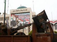 Fetih Ordusu İdlib'de Zafer İlan Etti (FOTO-VİDEO)