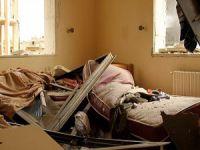 Suriye'de Rejim Uçakları Bir Hastaneyi Bombaladı