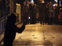 Atina Üniversitesi İşgal Edildi