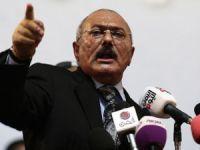 Ali Abdullah Salih Yemen'den Kaçtı