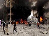Esed Güçleri Klorin Gazıyla Saldırdı