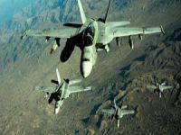 Husilerin Askeri Hedefleri Bombalandı