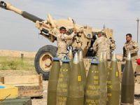 Irak Güçlerinden IŞİD'e Kara Operasyonu