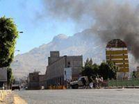Husilerin Kontrolünde Olan Savunma Bakanlığı Vuruldu