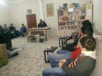 Has-Der'de Lise Çalışmaları Devam Ediyor