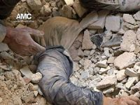 Suriye'de Baas Rejimi 64 Kişiyi Katletti!