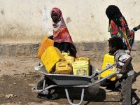 Yemen'de Su Krizi (FOTO)