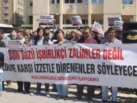 Kamaruzzaman'ın İdamı İzmir'de Protesto Edildi