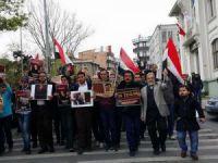 Mısır Cuntasının İdam ve Hapis Kararları Protesto Edildi