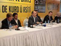 İHH'dan Diyarbakır'da Barış Sempozyumu