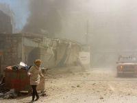 Esed'ten Pazar Yerine Vakum Bombalı Saldırı: 30 Ölü