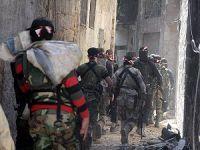 İdlib'deki Karmid Karargahın Kontrolü Direnişçilerde