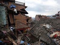 Nepal Depremi 8 Milyon Kişiyi Etkiledi