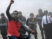 ABD'de Polis Şiddetine Karşı Öfke Büyüyor