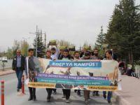 Müslüman Gençler Platformu'ndan 'Bahar Şenlikleri'ne Protesto