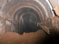 Mısır-Gazze Sınırında Tünel Çöktü