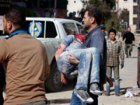 Esed Güçleri Halep'te Anaokulundaki Öğrencileri Katletti