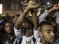 İsrail'de 'Irkçılığa' Karşı Öfke Büyüyor