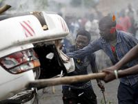 Burundi'de Nkurunziza'ya Öfke Dinmiyor