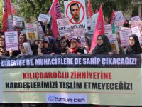 Kılıçdaroğlu'nun Muhacirlere Yönelik Irkçı Sözleri Protesto Edildi