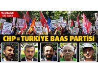"""""""CHP Eşittir Türkiye Baas Partisi"""""""