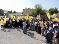 Muş Özgür-Der'den Mısır'daki İdam Kararlarına Protesto