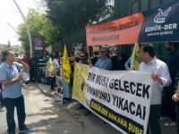 "Ankara Özgür-Der: ""Bedii, Mursi ve Karadavi Ümmetin Şerefidir!"""