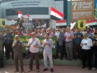 Mısır Cunta Yargısı Kocaeli'de Protesto Edildi