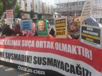 Antalya'da Mısır'daki İdam Kararları Protesto Edildi
