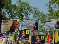 Kahramanmaraşta Sisi'nin İdam Kararları Protesto Edildi