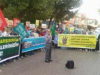 Sisi Cuntasının İdam Kararları Akhisar'da Lanetlendi