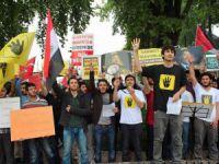 Sisi Yargısının İdam Kararları Hendek'te Protesto Edildi