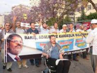 Adana'da Sisi Cuntasının İdam Kararları Protesto Edildi