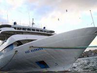 Mavi Marmara Gemisinde Keşif Yapıldı