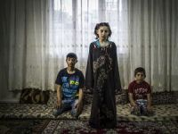 Suriye'nin Ruhu Yaralı Çocukları (FOTO)