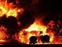 Nijerya'da Petrol Tankeri İnfilak Etti: 69 Ölü