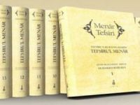 """El-Menar Tefsiri, Urvetu'l-Vuska Çizgisinin Kitaplaşan İlk Tefsiridir"""