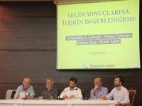 Özgür-Der'in Panelinde Seçim Sonuçları Değerlendirildi
