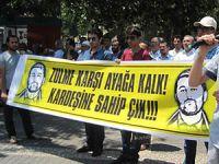 Maraş Diyarbakır Şehitleri İçin Saf Tuttu