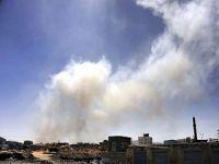 Husilere Ait Hedefler Bombalandı