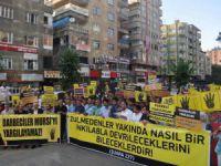 Sisi Cuntasının İdam Kararları Diyarbakır'da Lanetlendi