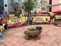 Sisi Yargısının İdam Kararları Ereğli'de Protesto Edildi