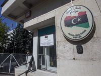"""Libya'nın Moskova Büyükelçiliği'nde """"Darbe"""""""