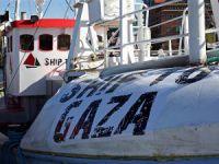 İşgal Devleti İsrail Gazze'ye Özgürlük Filosu'na Müdahale Etti
