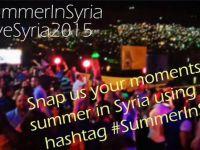 Esed'in Twitter kampanyası #SummerInSyria ters tepti