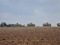 Suriye Sınırında Askeri Önlemler Üst Seviyede