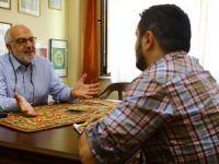 '5 Bin Türkmen Çölde Bekliyor'