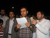 Muşlu Müslümanlar Doğu Türkistanlı Mazlumların Yanında