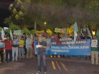 Doğu Türkistan'daki Çin Zulmüne Akhisar'da Protesto